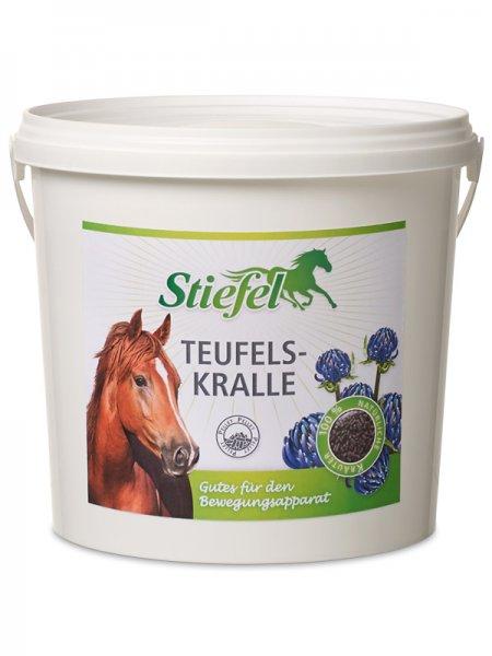 Stiefel Teufelskralle Pellet für Pferde, 1 kg