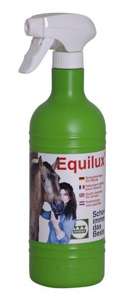 Equilux Originalflasche mit Sprühkopf, für Pferde, 750 ml