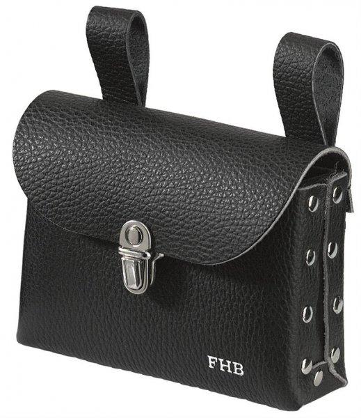 FHB Nageltasche einfach Arno, schwarz