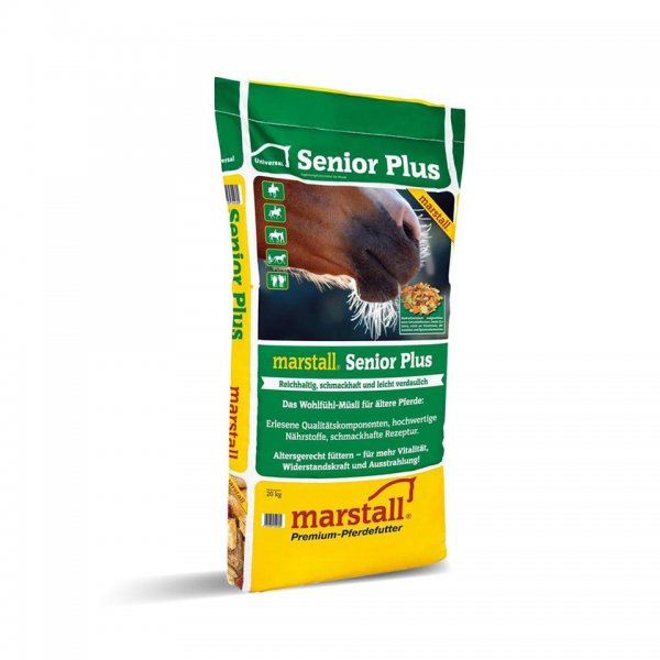 Marstall Senior Plus, 20 kg
