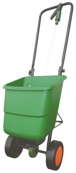 Ryom Streuwagen für Salz, Dünger, Saaten und mehr, 12 kg