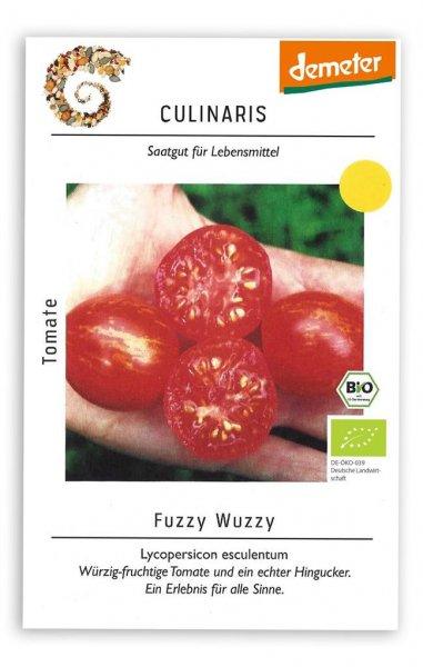 Culinaris Buschtomate Fuzzy Wuzzy, 20 Korn