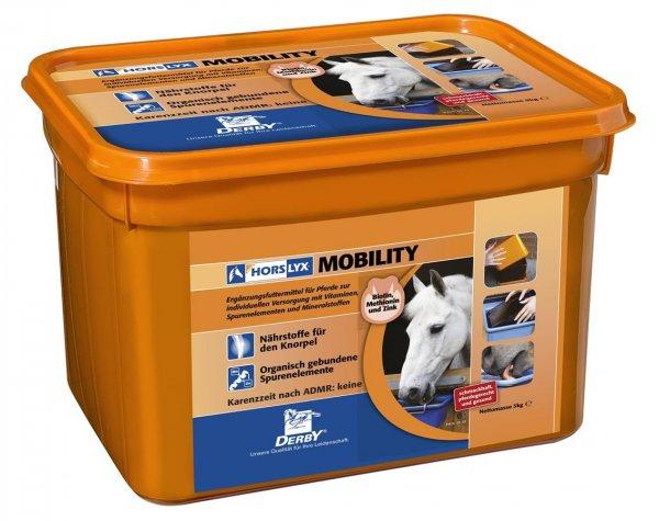 Derby® Horslyx Leckstein für Pferde, Mobility, 5 kg