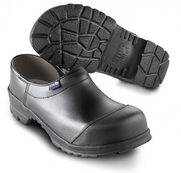 Sika Clog Comfort 29 S3, schwarz