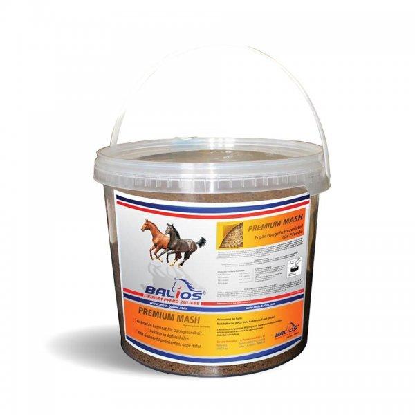 Balios Premium Mash für Pferde, 2,5 kg