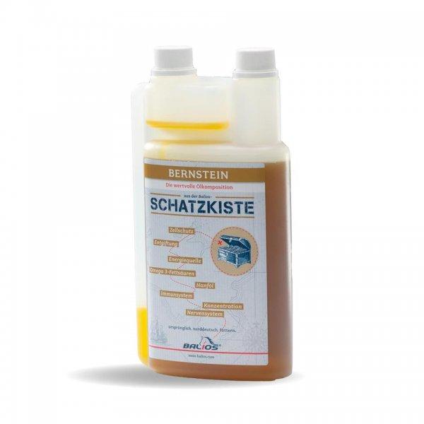 Balios Schatzkiste Bernstein, 1 Kg