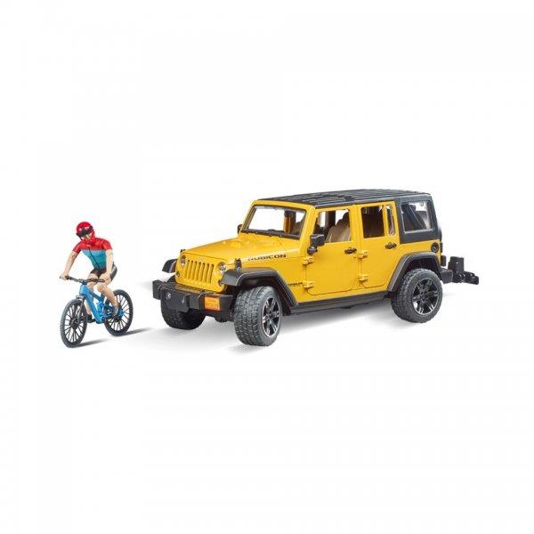 Bruder Jeep Wrangler Rubicon Unlimited