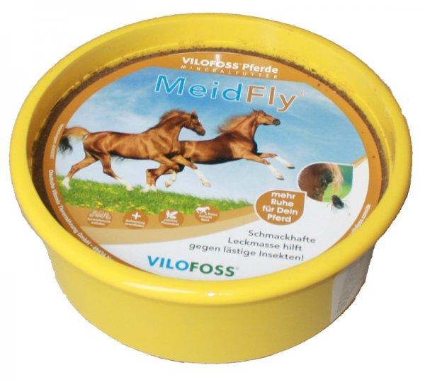 Vilofoss® MeidFly Leckschale für Pferde, 10 kg