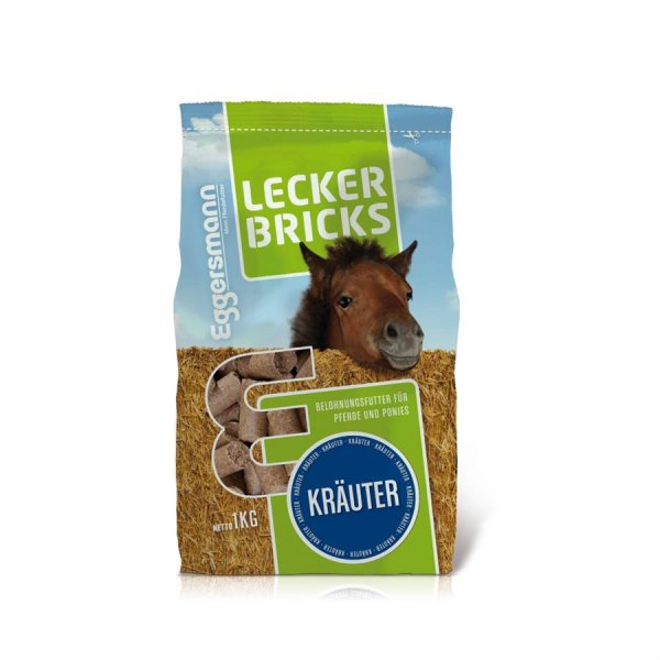 Eggersmann Lecker Bricks Kräuter, 1 kg