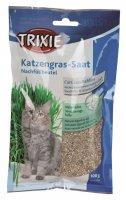Trixie Katzengras Nachfüllbeutel für Artikel 89384235, Beutel, ca. 100 g