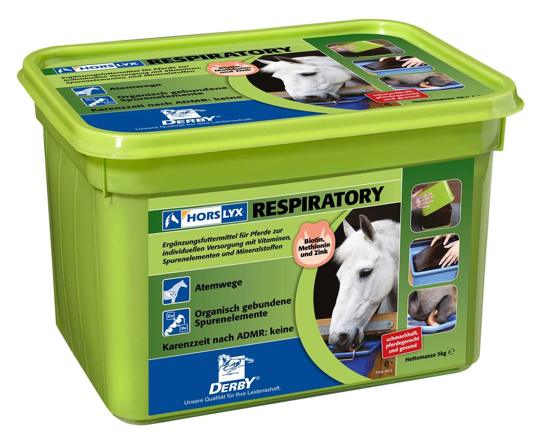 Horslyx Derby Respiratory 15 kg