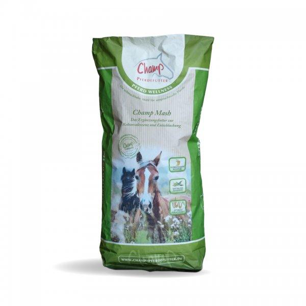 Champ Mash für Pferde, 20 kg