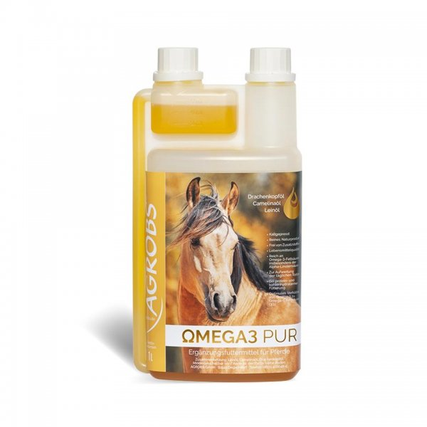Agrobs Omega 3 Pur, 1ltr.