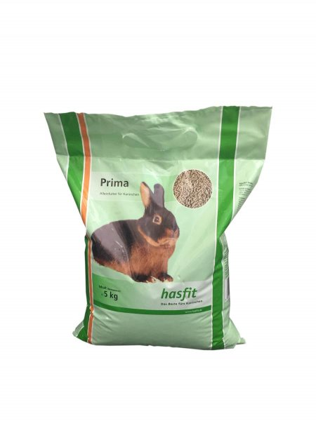 hasfit Prima Kaninchenfutter, 5 kg