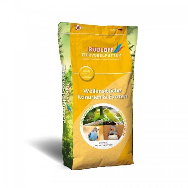 Rudloff Kanarienfutter ohne Rübsen, 25 kg
