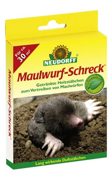Neudorff Maulwurf-Schreck, 30 Stäbe
