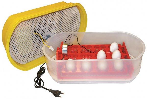 Ryom Brutmaschine mit Selbstdreher für 12 Eier