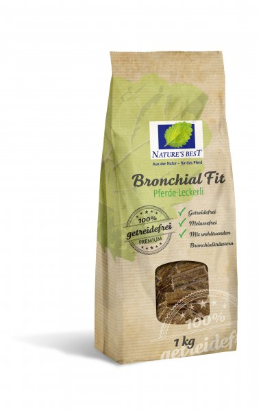 Nature´s Best Bronchial Fit, 1 kg
